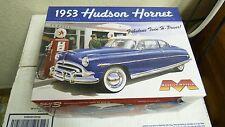 MOEBIUS 1953 HUDSON HORNET 1:25 SKILL LEVEL 3 MODEL KIT #1200 SH2
