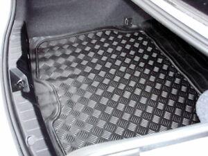 BMW F10 5 Series Saloon Heavy Duty Anti Slip Genuine Rubber Boot Mat Liner