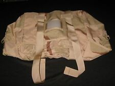 U.S. G. I. MSS BAG AUTHENTIC MILITARY ISSUE* MADE IN U S A*UNUSED CAMOUFLAGE BAG