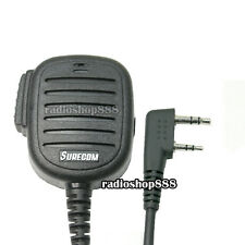 Heavy Duty Speaker Mic For Wouxun KG-UVD1P PX-777 30K