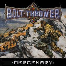 BOLT THROWER - Mercenary  LP  BLACK