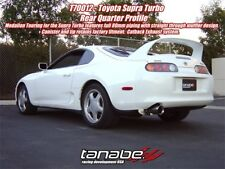 Tanabe Medalion Touring Catback Exhaust for 1993-1998 Toyota Supra Twin Turbo