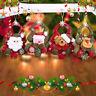 Natale Babbo Natale ciondolo ornamenti natalizi regali di decorazioni natalizie