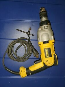 "DeWalt DWD520 Corded Hammer-Drill, 1/2"" Runs Well"