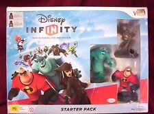 Disney Infinity. Starter Pack. Nintendo Wii.   Brand New.