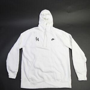 Los Angeles Clippers Nike Sweatshirt Men's White Used