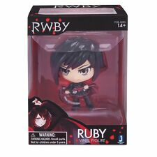 "RWBY ""RUBY ROSE"" 3.75"" VINYL FIGURE - JAZWARES ROOSTER TEETH"