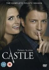 Castle - Series 4 - Complete (DVD, 2013, 6-Disc Set) NEW AND SEALED REGION 2