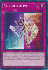 3 x ( RECODED ALIVE )  Common  SDCL-EN032 - 1st NM - Yu-Gi-Oh Cyberse Link