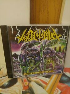 Toxic Holocaust - An Overdose of Death [CD]