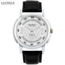 Laurels Office Wear Men Watch Lo-Vet-101