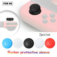 Sleeve Silicone Cover Thumb Stick Grip For Nintend Switch NS Controller