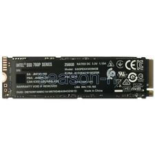 Intel 760p 256GB M.2 2280 80mm PCIe NVMe PCI-Express 3.0 x4 TLC 3D2 256G SSD