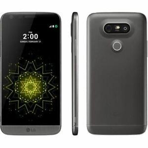 LG G5 H850 - 32GB - Titan (Unlocked) Smartphone