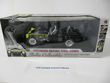 Terlingua Racing Team Cobra 1:18 Shelby Collectibles    New In  Unopened Box