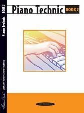Piano Technic Book 2 (Francis Clark Library for Piano Students)