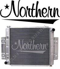Northern 205053 Direct Fit Aluminum Radiator 73-85 Jeep CJ5 CJ6 CJ7 Ford Mopar