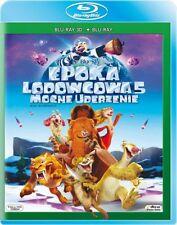 EPOKA LODOWCOWA 5: MOCNE UDERZENIE 3D (ICE AGE: COLLISION COURSE 3D) - 2 BLU-RAY