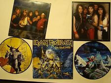 Iron Maiden ‎– Live After Death - 2 LP VINYL PICTURE