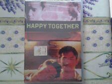 HAPPY TOGETHER (1997) Wong Kar-Wai DVD RARO NUOVO Gay Tony Leung FC