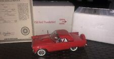 Danbury Mint 1956 Ford Thunderbird - With Certificate