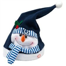 Indianapolis Colts - Snowman Musical Stocking Hat