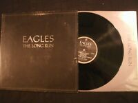The Eagles - The Long Run - 1979 Vinyl 12'' Lp./ VG+/ Prog Southern Rock AOR