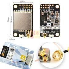 Matek Video Transmitter VTX HV 25/200/500mw FC OSD LUA control RC FPV QUAD + BEC