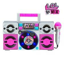 LOL Surprise Remix Sing-Along Boombox NEW 2020