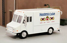 AHM Hostess Cakes DELIVERY TRUCK Step Van 1:48 Scale New! For O Scale Layouts!