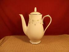 """Noritake China Inspire 2939 Pattern Coffee Pot 10"""" T"""