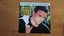 45T vintage - JP MADER - outsider dans ton coeur, city by night