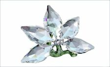 Swarovski Crystal Figurine Orchid SCS - 2013 Membership Gift Flower MIB -1142858