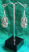 NEW - GANESH GANESHA INDIAN ELEPHANT GOD  EARRINGS AS PICTURED GREAT DETAIL  d16
