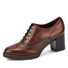 Tamaris Damen Trotteur Absatzschuhe HighHeels Schnürschuhe Freizeitschuhe Schuhe
