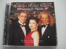 CD CHRISTMAS IN VIENNA IV  22 Tracks  Ying Huang  Michael Bolton Placido Domingo