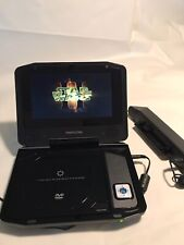 """Memorex Portable 7"""" Widescreen Dvd Player Mvdp 1078"""