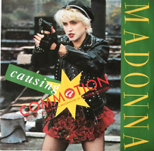 """MADONNA - CAUSING A COMMOTION (12"""") (VG/VG)"""