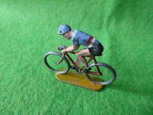 COUREUR CYCLISTE DU TOUR DE FRANCE - ALUDO ANCIEN - METAL - 1950 - TBE - N° 1
