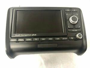 AUDI TT MK2 NAVIGATION PLUS 8J0035192M SAT NAV CD/TV LCD