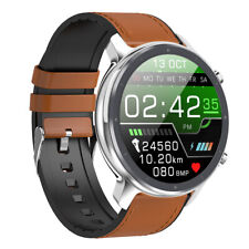 Sports L17 Smart Watch Men ECG+PPG Vibration Blood Pressure Heart Rate Monitor