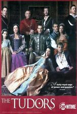 TUDORS, THE (TV) Movie POSTER 11x17 Jonathan Rhys Meyers Sam Neill Jeremy