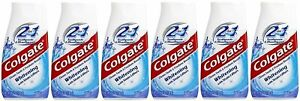 2 In 1 Toothpaste & Mouthwash - Restores Natural Whiteness Of Your Teeth (6Pk)