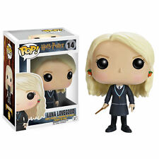HARRY POTTER - FUNKO POP Figurine LUNA LOVEGOOD 9 cm