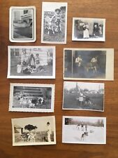 Real Pictures Photographs Texas Animals People Kids Goat Dog Cow Donkey