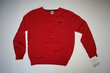 Jerséis y cárdigans de niño de 2 a 16 años rojos de 100% algodón