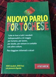 Nuovo Parlo Portoghese Frasi e Vocaboli per Chi Viaggia Informato Libro N