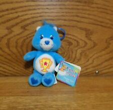 """Nwt Mint 2003 Care Bear Champ Care Clip On 5"""" Gr 4 Easter Basket"""