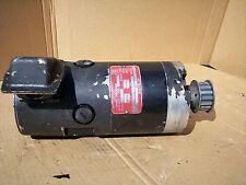 Industrial Drives DC Servo Motor TT-2933-3024-B1, Serial No. 87F148-209.