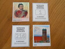 Panini, Just Stick it, München sammelt München (2010), 10 Sticker aussuchen